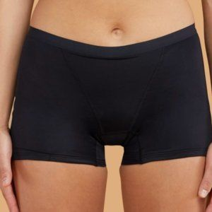 NWT - Thinx Boyshorts Black